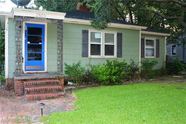 2503 Richard Avenue, Mobile, AL 36606 (MLS #643404) :: JWRE Powered by JPAR Coast & County