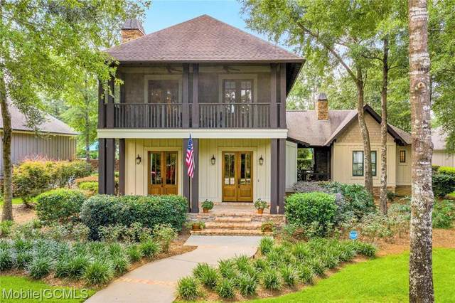550 Falling Water Boulevard, Fairhope, AL 36532 (MLS #643426) :: Berkshire Hathaway HomeServices - Cooper & Co. Inc., REALTORS®
