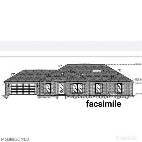 10967 Cord Avenue, Bay Minette, AL 36507 (MLS #643518) :: Mobile Bay Realty