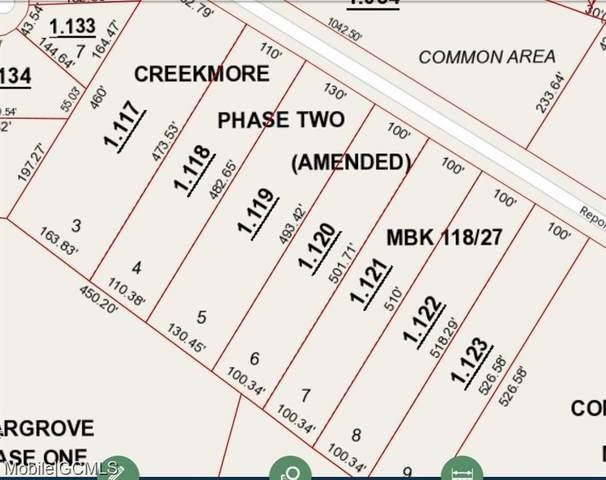 0 Repoll Road #4, Mobile, AL 36695 (MLS #643548) :: Mobile Bay Realty