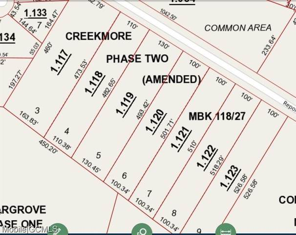 0 Repoll Road #9, Mobile, AL 36695 (MLS #643552) :: Mobile Bay Realty