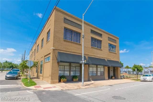 308 St Louis Street #101, Mobile, AL 36602 (MLS #643657) :: Mobile Bay Realty