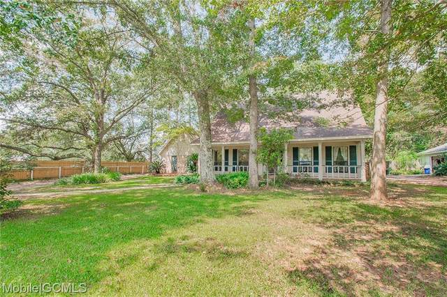 2440 Cottage Woods Court, Mobile, AL 36695 (MLS #643684) :: JWRE Powered by JPAR Coast & County