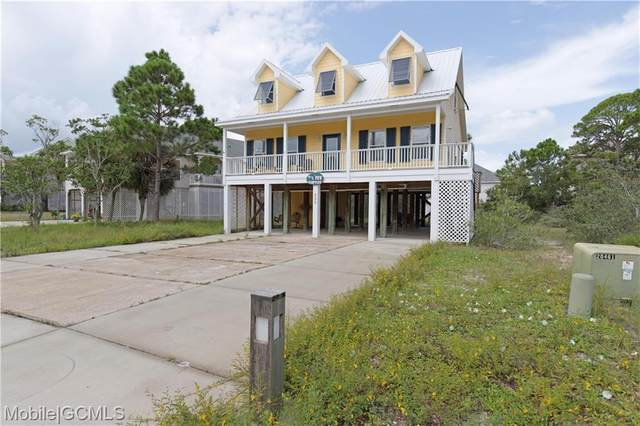 205 Magnolia Court, Dauphin Island, AL 36528 (MLS #643718) :: Mobile Bay Realty