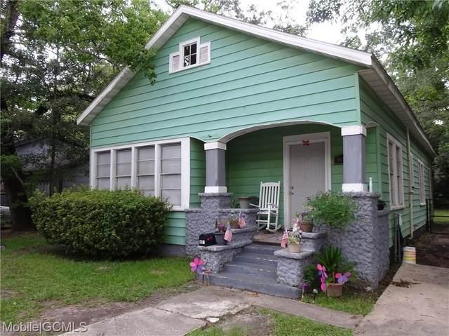609 Westwood Street, Mobile, AL 36606 (MLS #643727) :: Mobile Bay Realty