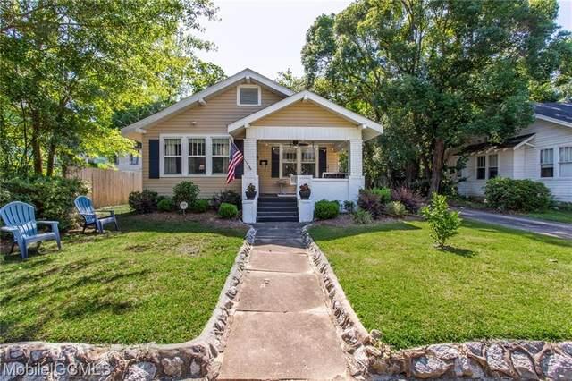 53 Bienville Avenue, Mobile, AL 36606 (MLS #643731) :: Mobile Bay Realty