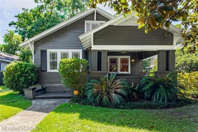 104 Demouy Avenue, Mobile, AL 36606 (MLS #643733) :: Mobile Bay Realty