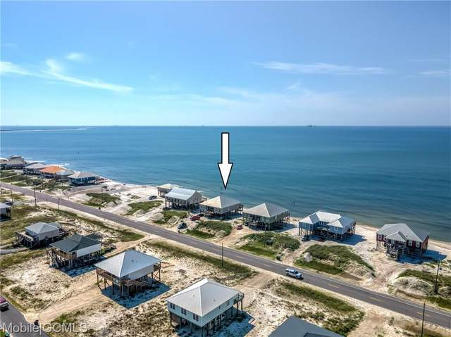 2307 Bienville Boulevard, Dauphin Island, AL 36528 (MLS #643737) :: JWRE Powered by JPAR Coast & County