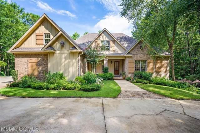 105 Wedgewood Circle, Fairhope, AL 36532 (MLS #643748) :: Berkshire Hathaway HomeServices - Cooper & Co. Inc., REALTORS®