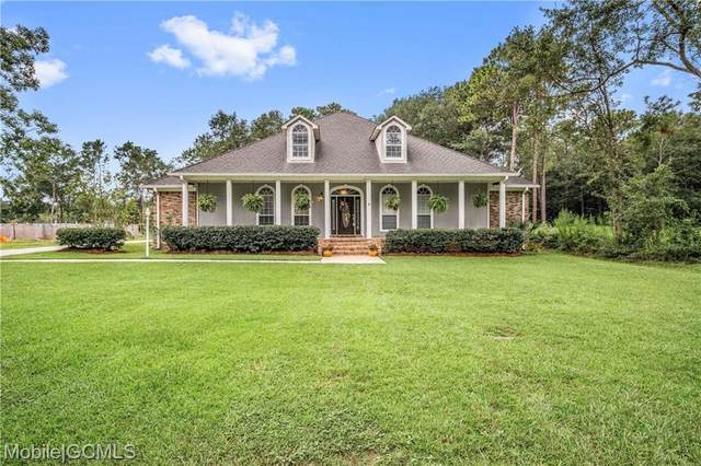 3105 Dog River Road, Theodore, AL 36582 (MLS #643911) :: Mobile Bay Realty