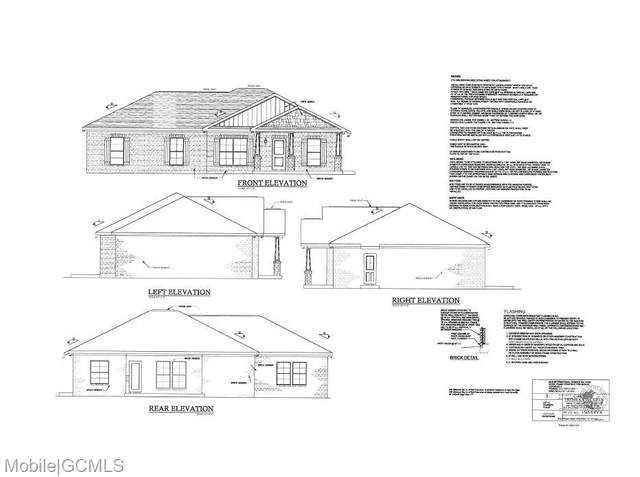 12866 Pearson Place Drive, Wilmer, AL 36587 (MLS #643956) :: Mobile Bay Realty