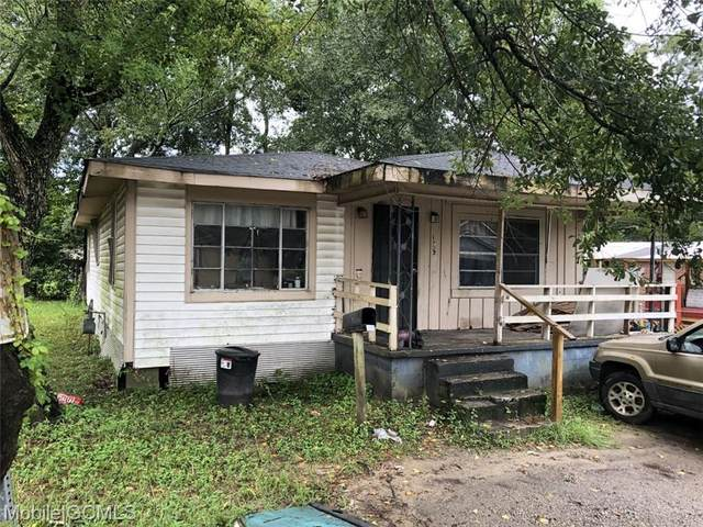 1903 Dickerson Street, Mobile, AL 36610 (MLS #644054) :: Mobile Bay Realty