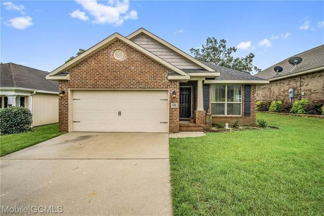 16301 Trace Drive, Loxley, AL 36551 (MLS #644145) :: Mobile Bay Realty