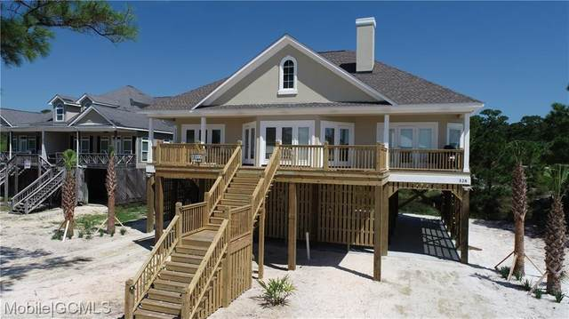 328 Audubon Place, Dauphin Island, AL 36528 (MLS #644160) :: Mobile Bay Realty