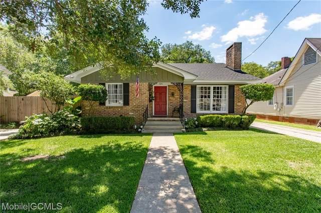 124 South Street, Mobile, AL 36606 (MLS #644196) :: Mobile Bay Realty