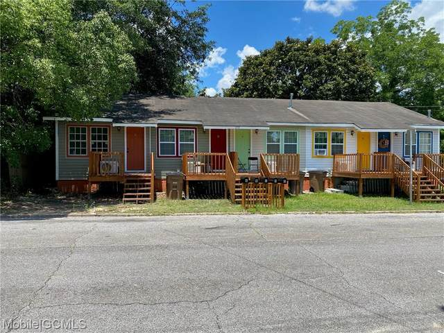 659 Maple Street, Mobile, AL 36603 (MLS #644261) :: Mobile Bay Realty
