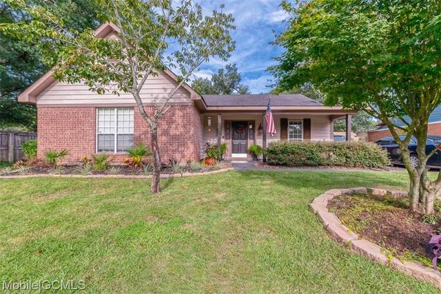 3104 Wellborne Drive E, Mobile, AL 36695 (MLS #644314) :: Mobile Bay Realty
