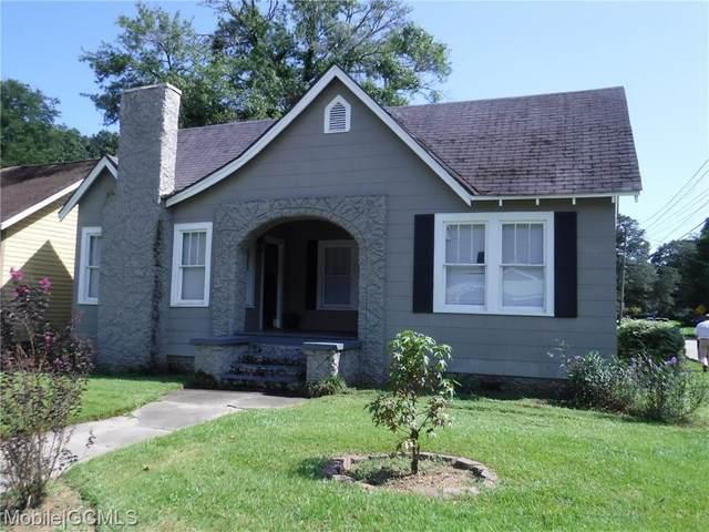 2161 Homewood Street, Mobile, AL 36606 (MLS #644319) :: Mobile Bay Realty