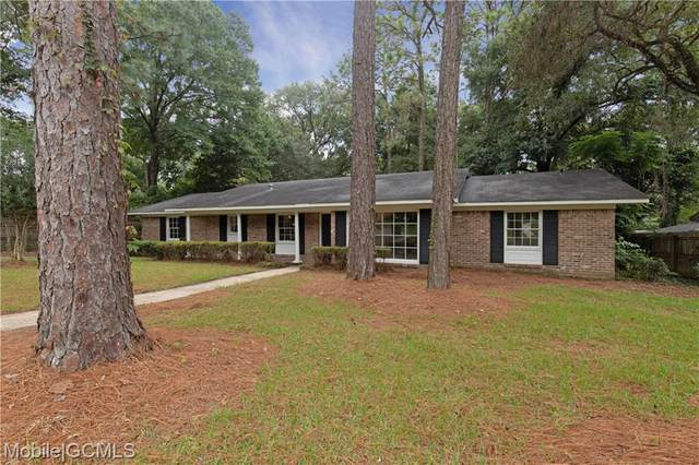 4051 Highpoint Drive S, Mobile, AL 36693 (MLS #644389) :: Mobile Bay Realty