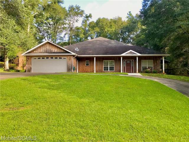 7856 Pete Drive, Mobile, AL 36695 (MLS #644424) :: JWRE Powered by JPAR Coast & County