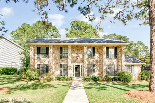 1605 Indian Trail Drive, Mobile, AL 36695 (MLS #644504) :: Mobile Bay Realty