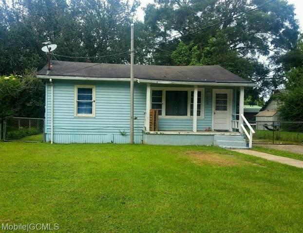 408 Grant Street W, Chickasaw, AL 36611 (MLS #644505) :: Mobile Bay Realty
