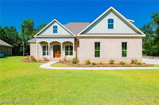 7917 Raegan Lane, Spanish Fort, AL 36527 (MLS #644513) :: JWRE Powered by JPAR Coast & County