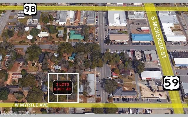 204 Myrtle Avenue W, Foley, AL 36535 (MLS #644553) :: JWRE Powered by JPAR Coast & County