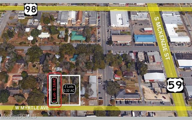 208 Myrtle Avenue W, Foley, AL 36535 (MLS #644554) :: JWRE Powered by JPAR Coast & County