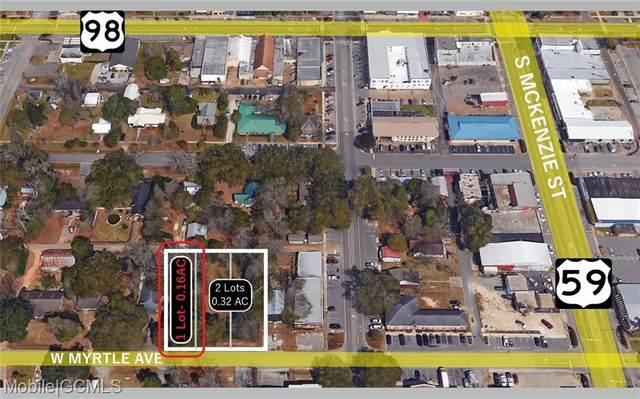 208 Myrtle Avenue W, Foley, AL 36535 (MLS #644554) :: Berkshire Hathaway HomeServices - Cooper & Co. Inc., REALTORS®