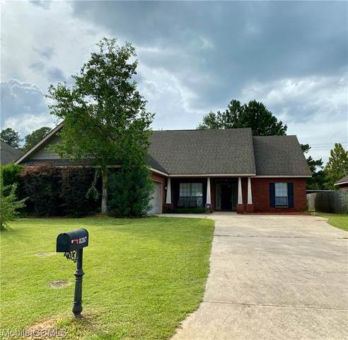 8287 Willow Trace Loop W, Wilmer, AL 36587 (MLS #644579) :: Mobile Bay Realty