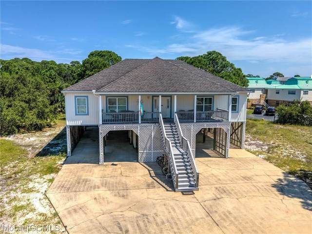 202 Arias Court, Dauphin Island, AL 36528 (MLS #644596) :: JWRE Powered by JPAR Coast & County
