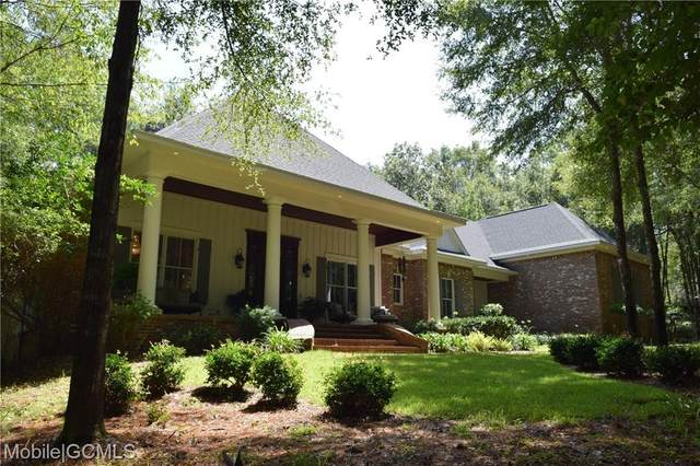 164 Willow Lake Drive, Fairhope, AL 36532 (MLS #644611) :: Mobile Bay Realty