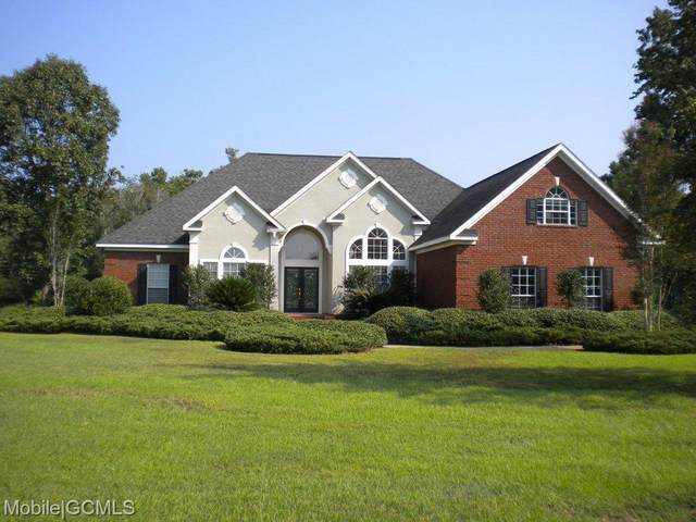 3290 Riverview Pointe Drive, Theodore, AL 36582 (MLS #644683) :: Mobile Bay Realty