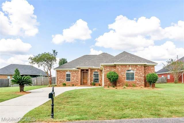 372 Laura Court, Mobile, AL 36608 (MLS #644719) :: JWRE Powered by JPAR Coast & County