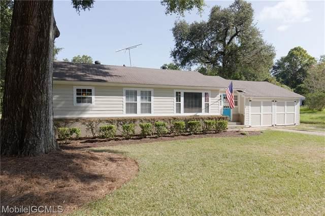 110 Hillside Drive, Chickasaw, AL 36611 (MLS #644733) :: Mobile Bay Realty