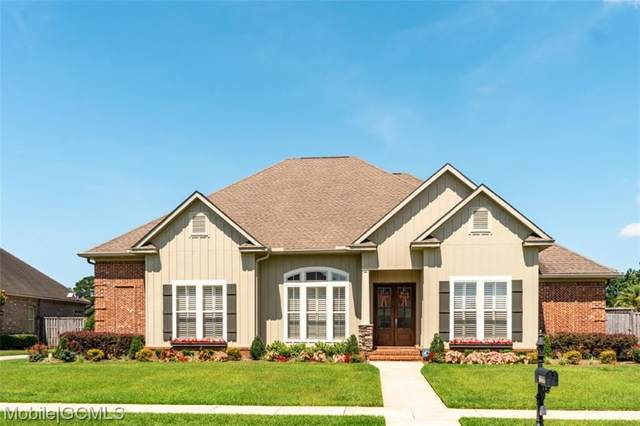 3258 Newcastle Drive, Mobile, AL 36695 (MLS #644738) :: Berkshire Hathaway HomeServices - Cooper & Co. Inc., REALTORS®