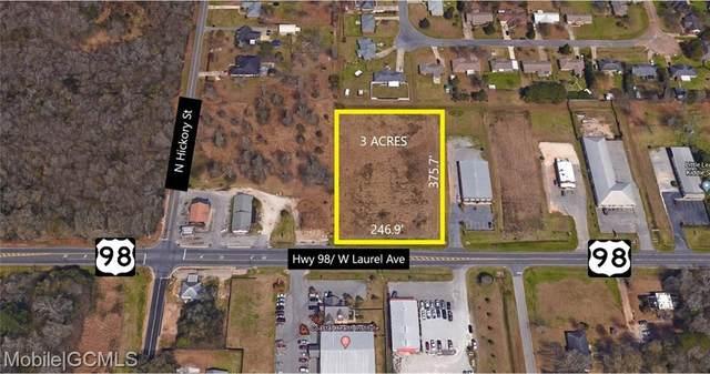 910 Laurel Avenue W, Foley, AL 36535 (MLS #644742) :: Mobile Bay Realty