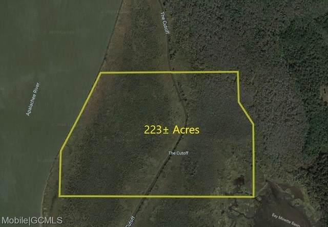 1 Bayou Run W, Spanish Fort, AL 36527 (MLS #644743) :: Berkshire Hathaway HomeServices - Cooper & Co. Inc., REALTORS®