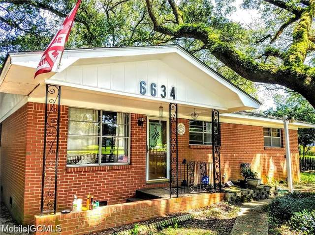 6634 Three Notch Road, Mobile, AL 36619 (MLS #644800) :: Mobile Bay Realty