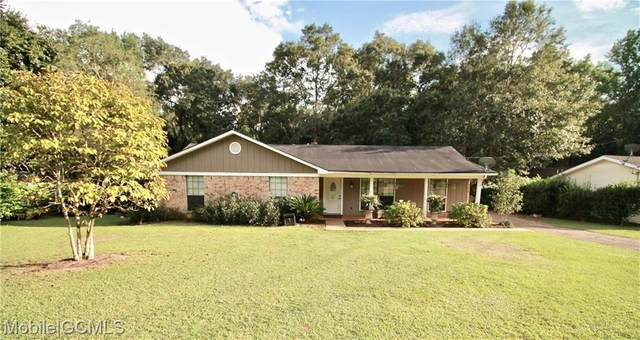 8241 Barrie Drive, Theodore, AL 36582 (MLS #644816) :: Mobile Bay Realty