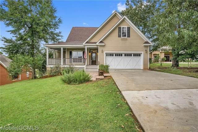 8888 Celeste Oaks Court S, Saraland, AL 36571 (MLS #644848) :: JWRE Powered by JPAR Coast & County