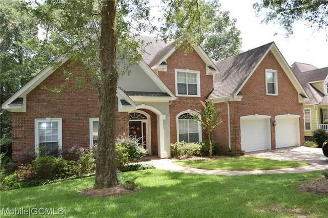 2721 Charlestowne Drive W, Mobile, AL 36693 (MLS #644894) :: Berkshire Hathaway HomeServices - Cooper & Co. Inc., REALTORS®