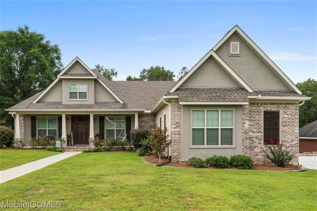 3404 Twin Lakes Court, Saraland, AL 36571 (MLS #644899) :: JWRE Powered by JPAR Coast & County