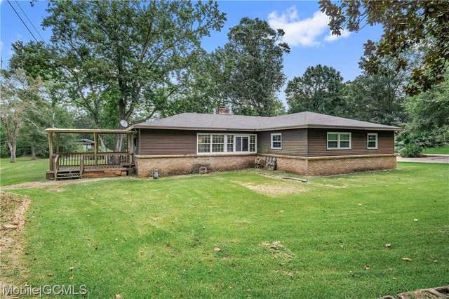 11271 Ann Road, Theodore, AL 36582 (MLS #644909) :: Berkshire Hathaway HomeServices - Cooper & Co. Inc., REALTORS®