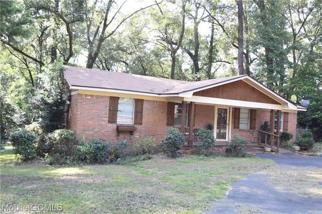 151 Cosgrove Drive, Mobile, AL 36608 (MLS #644932) :: JWRE Powered by JPAR Coast & County