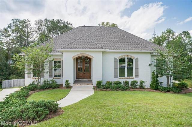 6623 Crystal Court S, Mobile, AL 36695 (MLS #645028) :: Mobile Bay Realty