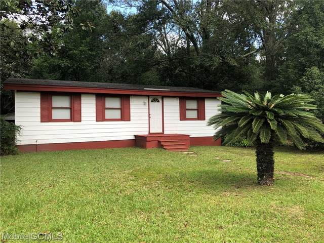 4054 Pringle Drive, Mobile, AL 36618 (MLS #645029) :: Mobile Bay Realty