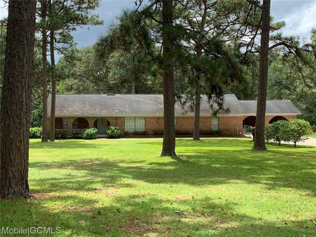9071 Half Mile Road, Irvington, AL 36544 (MLS #645037) :: Mobile Bay Realty