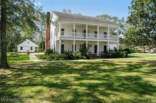 3658 Dawes Road, Mobile, AL 36695 (MLS #645132) :: JWRE Powered by JPAR Coast & County
